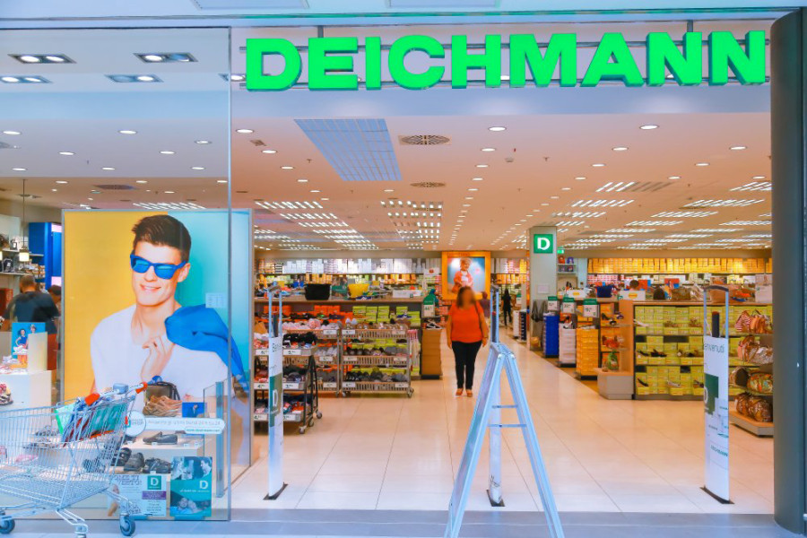 Negozio Deichmann