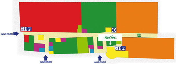 nucleo mappa