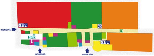 unix mappa